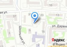 Компания «Янтарьэнергосбыт» на карте