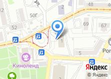 Компания «Московский районный суд» на карте