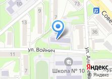 Компания «Детский сад №119» на карте