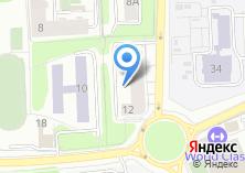 Компания «ТЕХНОЛАТ» на карте