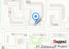 Компания «Косметикс лайт» на карте