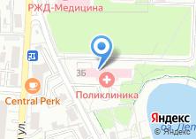 Компания «ЦЕНТРОДЕНТ» на карте