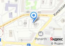 Компания «Нотариус Каташевич Т.М» на карте