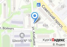 Компания «АКВАТОП-Водоснабжение» на карте