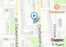 Компания «Салон натяжных потолков» на карте