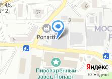 Компания «Калининградторгтехника» на карте