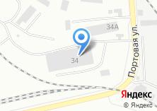 Компания «Выставочный Зал» на карте