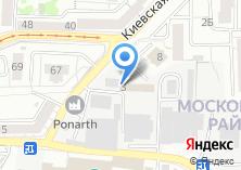 Компания «Фоксис» на карте