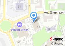 Компания «Юридическое бюро Роменко» на карте