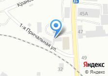 Компания «Гидрострой» на карте