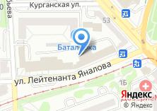 Компания «Калининградский центр сертификации и метрологии» на карте