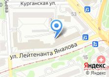 Компания «Тахограф-центр Калининград» на карте