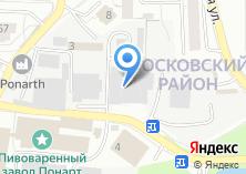 Компания «Калининградский Карьер» на карте