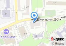 Компания «Рекрутинговое агентство Елены Реут» на карте