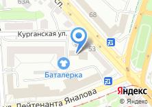 Компания «Коляски & Коляски» на карте