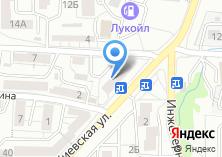 Компания «Строящийся жилой дом по ул. Тихорецкая» на карте