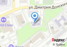 Компания «Детский сад №100» на карте