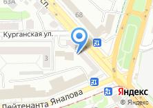 Компания «Городские управляющие компании жилищно-коммунального хозяйства» на карте
