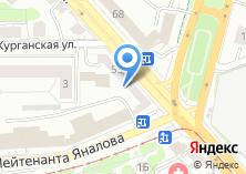 Компания «ПИКСЕЛЬ39» на карте