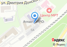 Компания «Спринт-Нет» на карте