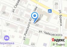 Компания «Дворник» на карте