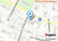 Компания «Приемная депутата Рудникова И.П.» на карте