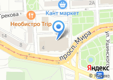 Компания «Региональный информационный центр туризма» на карте