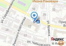 Компания «Приемная депутата Рудникова И.П» на карте