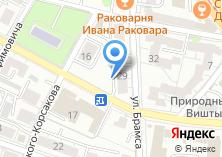 Компания «Багратион-Сервис мебельная компания» на карте