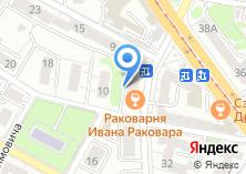 Компания «Зоостиль» на карте