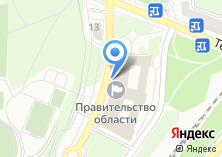 Компания «Правительство Калининградской области» на карте