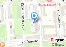Компания «Фиона» на карте