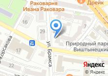 Компания «Печатник» на карте