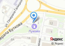Компания «Банкомат Банк Петрокоммерц» на карте