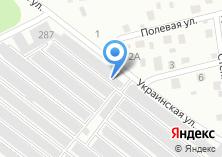 Компания «Артегласс» на карте