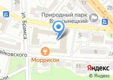 Компания «Itour» на карте