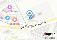 Компания «Храм в честь святого благоверного князя Александра Невского» на карте