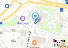 Компания «ТехникСервис» на карте