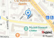 Компания «Адвокат Керимов Э.Б.» на карте