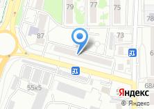 Компания «Ранд» на карте