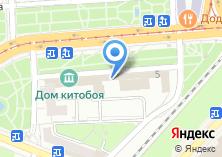 Компания «Бюро переводоидея+» на карте