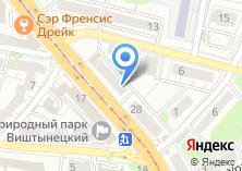 Компания «Магазин студия подаркои воздушных шаро*весна39*» на карте