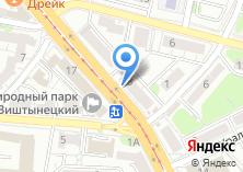 Компания «Парикмахерская на Советском проспекте» на карте