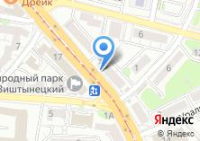 Компания «Аквамед» на карте