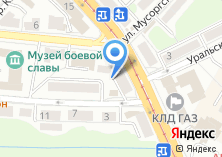 Компания «Связь-Строй» на карте