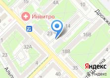 Компания «Джинн» на карте