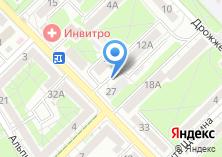 Компания «Ломбард Джинн» на карте