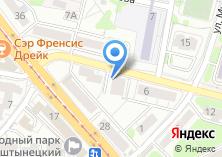 Компания «ФАБРИКА СВЕТА» на карте