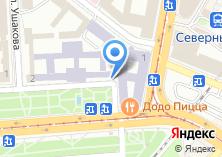 Компания «ВОСХОД-КАЛИНИНГРАД сеть оптово-розничных магазинов» на карте