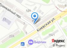 Компания «МИР ДЕТСТВА» на карте